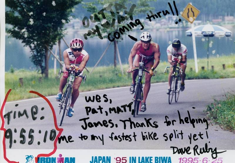 Ironman Japan I Homestayed  Learned Two Japanese Words